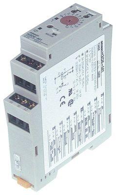χρονικό OMRON  H3DE-M1  χρονικό εύρος 0,1s-120h  24-230V AC/DC