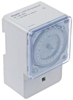 χρονοδιακόπτης απόψυξης LEGRAND τύπος POLARREX KT  διάστημα απόψυξης 1-48 σε 24 ώρες