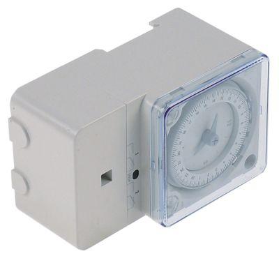 χρονοδιακόπτης απόψυξης τύπος POLARREX QKKT  διάστημα απόψυξης 1-48 σε 24 ώρες