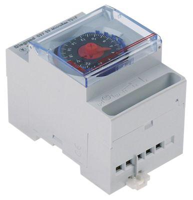 ρολόι διακόπτη LEGRAND τύπος MICROREX T31F  διάστημα απόψυξης 1-48 σε 24 ώρες