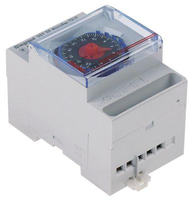 ρολόι διακόπτη τύπος MICROREX QT31F  διάστημα απόψυξης 1-48 σε 24 ώρες