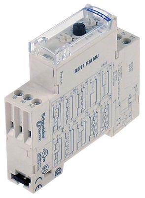 χρονικό TELEMECANIQUE  RE11RMMU  χρονικό εύρος 0,1s-100h  24-240VAC/24VDC  8A