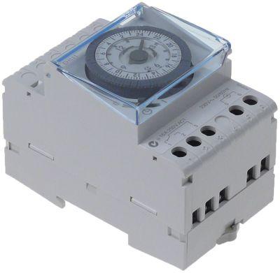 ρολόι διακόπτη τύπος EH111  διάστημα απόψυξης 1-48x ανά 24h