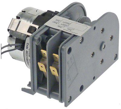 χρονοδιακόπτης CDC  4902C1  κινητήρες 1 θάλαμοι 2 χρόνος λειτουργίας 20min  230V ø άξονα  -mm