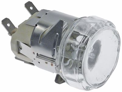 λάμπα φούρνου ø διάταξης στερέωσης 35mm 230V 25W υποδοχή G9