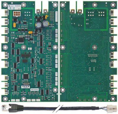 πλακέτα A4  για ανακλινόμενο σκεύος μαγειρέματος για συσκευή VCC 112-311