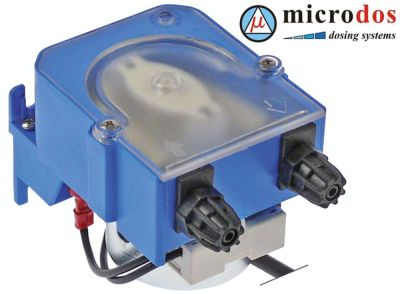 δοσομετρητής MICRODOS  χρονοδιακόπτης 3l/h 230VAC  απορρυπαντικό ø σωλήνα 4x6 mm