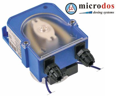 δοσομετρητής MICRODOS  χωρίς ελεγκτή 1,5l/h 230VAC  απορρυπαντικό ø σωλήνα 4x6 mm