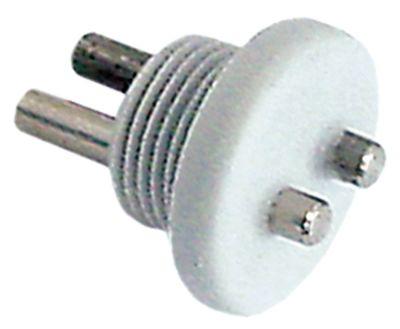 αισθητήριο αγωγιμότητας με σπείρωμα ø διάταξης στερέωσης 17mm