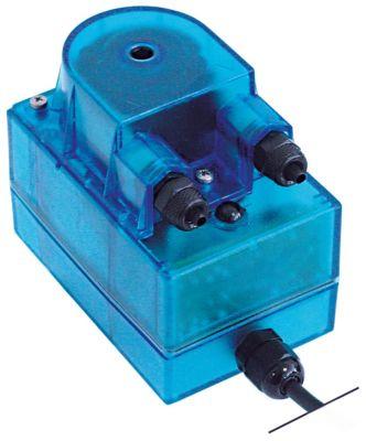 δοσομετρητής BORES  χωρίς ελεγκτή 4l/h 24VAC  απορρυπαντικό ø σωλήνα 4x6 mm