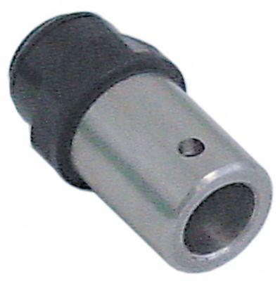 φίλτρο δοχείου με βαρίδι Ανοξείδωτο ατσάλι ø σωλήνα 8x10 mm ø 20mm Μ 45mm