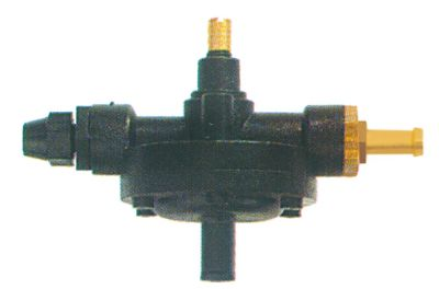δοσομετρητής τύπος 2000 λαμπρυντικό είσοδος 4x6mm  έξοδος 8mm  ø συνδέσμου αναρρόφησης 4x6 mm