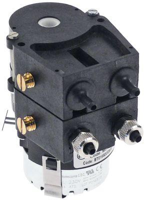 δοσομετρητής BORES  έλεγχος ροής 0,16/0,07 l/h 230VAC  καθαριστικό/λαμπρυντικό ø σωλήνα 4x6 mm