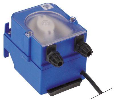 δοσομετρητής MICRODOS  έλεγχος συχνότητας 3l/h 230VAC  απορρυπαντικό ø σωλήνα 4x6 mm