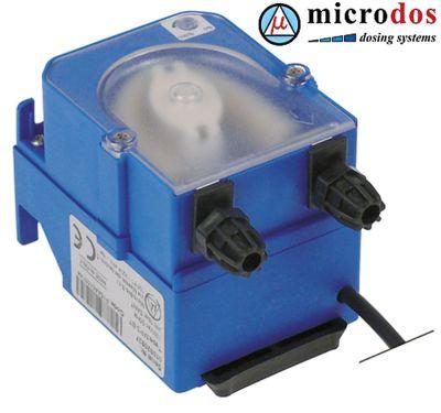 δοσομετρητής MICRODOS  χρονοδιακόπτης 0,5l/h 230VAC  λαμπρυντικό ø σωλήνα 4x6 mm