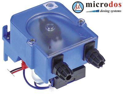 δοσομετρητής MICRODOS  χρονοδιακόπτης 0.5l/h 230VAC  λαμπρυντικό ø σωλήνα 4x6 mm