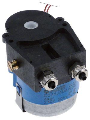 δοσομετρητής BORES  έλεγχος ροής 0.4l/h 230VAC  λαμπρυντικό ø σωλήνα 4x6 mm