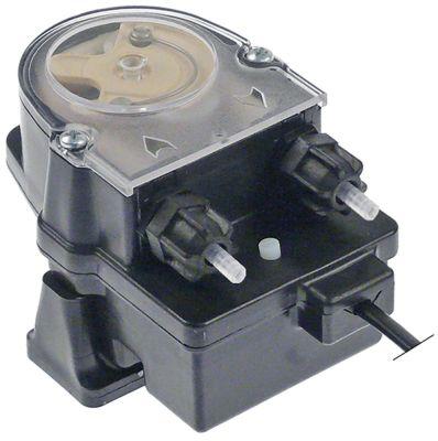 δοσομετρητής GIADOS  έλεγχος συχνότητας 3l/h 230VAC  απορρυπαντικό ø σωλήνα 4x6 mm
