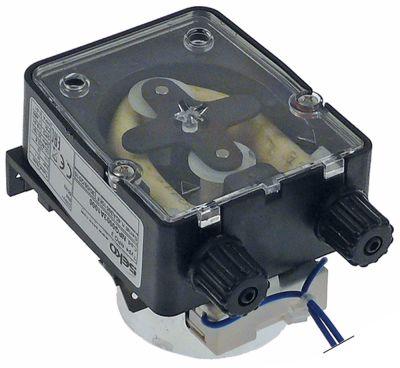 δοσομετρητής SEKO  3l/h 230VAC  απορρυπαντικό ø σωλήνα 4x6 mm τύπος εύκαμπτου σωλήνα K