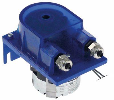 δοσομετρητής BORES  χωρίς ελεγκτή 0,4l/h 230VAC  λαμπρυντικό ø σωλήνα 4x6 mm