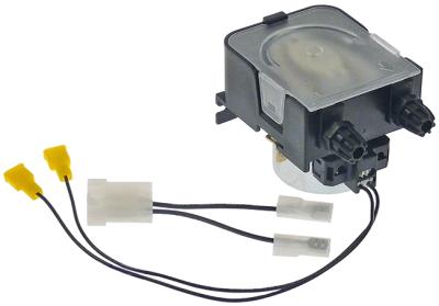 δοσομετρητής MICRODOS  3l/h 230VAC  απορρυπαντικό ø σωλήνα 4x6 mm τύπος εύκαμπτου σωλήνα L