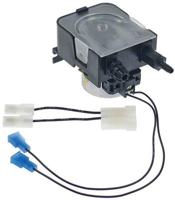 δοσομετρητής MICRODOS  χωρίς ελεγκτή 0.5l/h 230VAC  λαμπρυντικό ø σωλήνα 4x6 mm