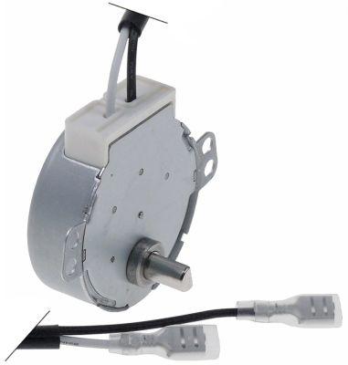 μειωτήρας 220-240 V 3,5/4,1σαλ ø άξονα 4,8x7mm 3W τύπος 50TYZ-E W 50mm για κάρτερ DEXUN  τάση AC