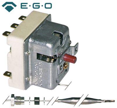 θερμοστάτης ασφαλείας θερμ. απενεργοποίησης 105°C 3NC  20A ø αισθητηρίου 6mm Μ αισθητηρίου 94mm