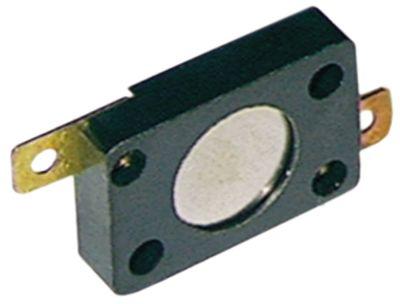θερμοστάτης επαφής απόσταση οπής 18mm θερμ. απενεργοποίησης 105°C 1NC  1-πόλοι 16A