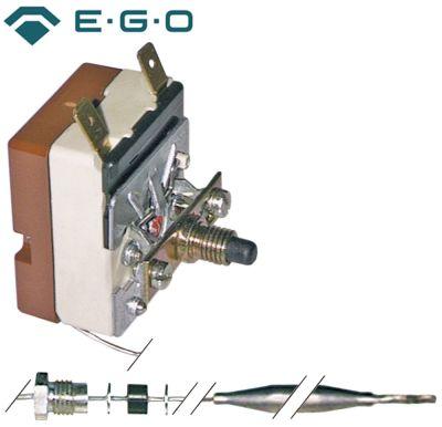 θερμοστάτης ασφαλείας θερμ. απενεργοποίησης 230°C 1-πόλοι 1NO  16A ø αισθητηρίου 6mm