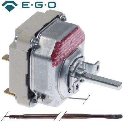 θερμοστάτης EGO  σειρά 55.34_ Μέγ. Θ 500°C εύρος θερμοκρασίας 50-500 °C 3-πόλοι 3NO  16A