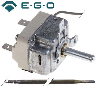 θερμοστάτης EGO  σειρά 55.19_ Μέγ. Θ 455°C εύρος θερμοκρασίας 85-455°C 1-πόλοι 1NO  16A