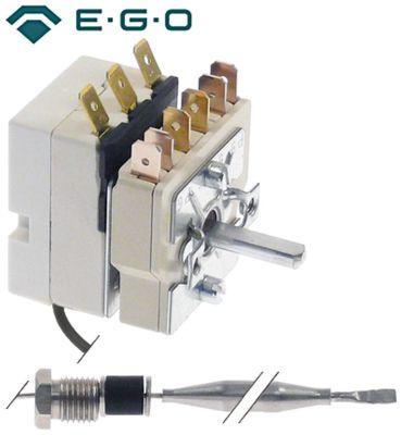 θερμοστάτης EGO  σειρά Μέγ. Θ 185°C εύρος θερμοκρασίας 97-185 °C 1-πόλοι 1CO  16A
