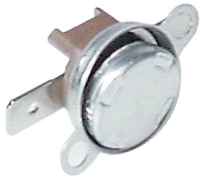 θερμοστάτης επαφής απόσταση οπής 23,8mm θερμ. απενεργοποίησης 75°C 1NC  1-πόλοι 16A