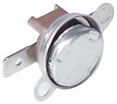 θερμοστάτης επαφής απόσταση οπής 23,8mm θερμ. απενεργοποίησης 85°C 1NC  1-πόλοι 16A