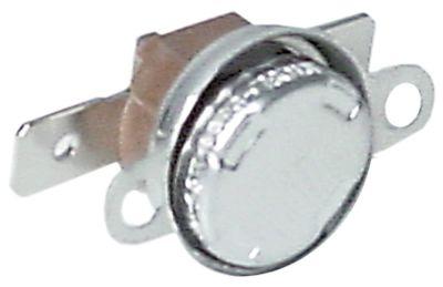 θερμοστάτες ασφαλείας επαφής απόσταση οπής 23,5mm θερμ. απενεργοποίησης 120°C 1NC  1-πόλοι 16A