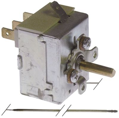 θερμοστάτης Μέγ. Θ 310°C εύρος θερμοκρασίας  -°C 1-πόλοι 1CO  16A ø αισθητηρίου 3mm