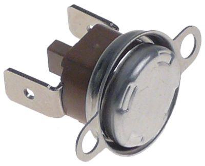 θερμοστάτες ασφαλείας επαφής απόσταση οπής 23,8mm θερμ. απενεργοποίησης 105°C 1NC  1-πόλοι 16A
