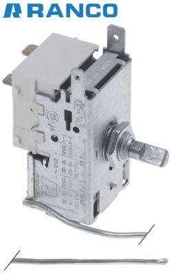 θερμοστάτης Ranco  τύπος K55-L5106  ø αισθητηρίου 2mm Μ αισθητηρίου 200mm