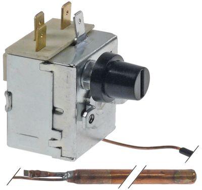 θερμοστάτης ασφαλείας IMIT  θερμ. απενεργοποίησης 125°C 1-πόλοι 1CO  16/0,5 A