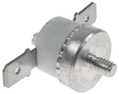 θερμοστάτες ασφαλείας επαφής απόσταση οπής  -mm θερμ. απενεργοποίησης 190°C 1NC  1-πόλοι 16A