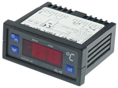 ηλεκτρονικός ελεγκτής ELIWELL  τύπος EWPC961/AR  μετρήσεις στερέωσης 71x29 mm 12V PTC