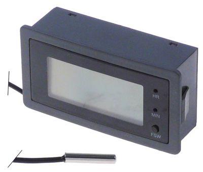 θερμόμετρο τύπος TPM-1  μετρήσεις στερέωσης 76x39,5 mm