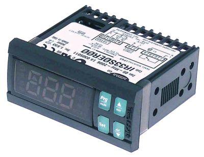 ηλεκτρονικός ελεγκτής CAREL  IR33S0ER00  μετρήσεις στερέωσης 71x29 mm