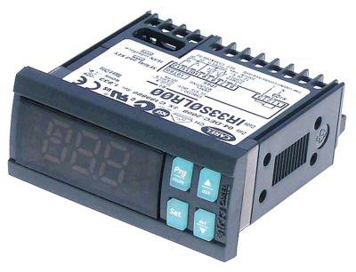 ηλεκτρονικός ελεγκτής CAREL  IR33S0LR00  μετρήσεις στερέωσης 71x29 mm