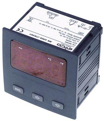 ηλεκτρονικός ελεγκτής EVCO  EV9411J6  μετρήσεις στερέωσης 92x92 mm