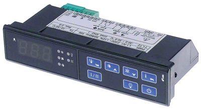 ηλεκτρονικός ελεγκτής LAE  τύπος LCD32Q4E-C  μετρήσεις στερέωσης 149x30 mm 230V τάση AC  NTC