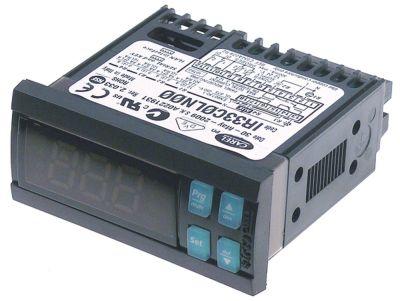 ηλεκτρονικός ελεγκτής CAREL  IR33C0LN00  μετρήσεις στερέωσης 71x29 mm