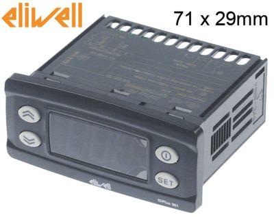 ηλεκτρονικός ελεγκτής ELIWELL  τύπος IDPlus 961  μοντέλο IDP17D0700000