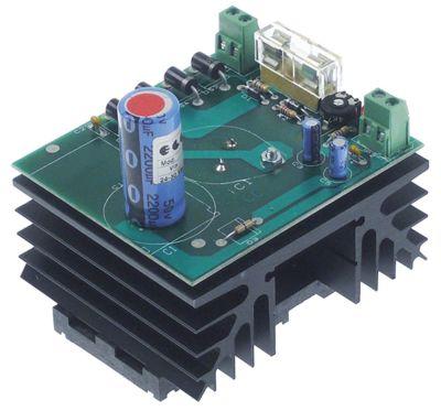 τροφοδοτικό H 84mm Μ 88mm W 76mm σύνδεσμος βίδα 50/60 Hz 48W 2A κύρια τάση 24-30 V δευτερεύον 24V